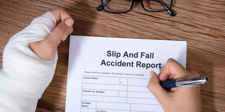 Losses Involved in Slip and Fall Claims