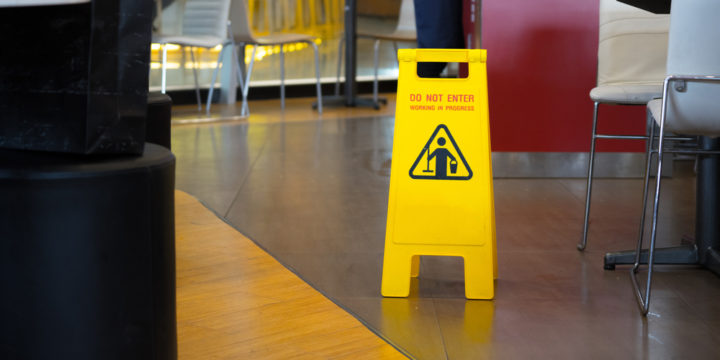 Where Can Slip and Fall Accidents Happen?