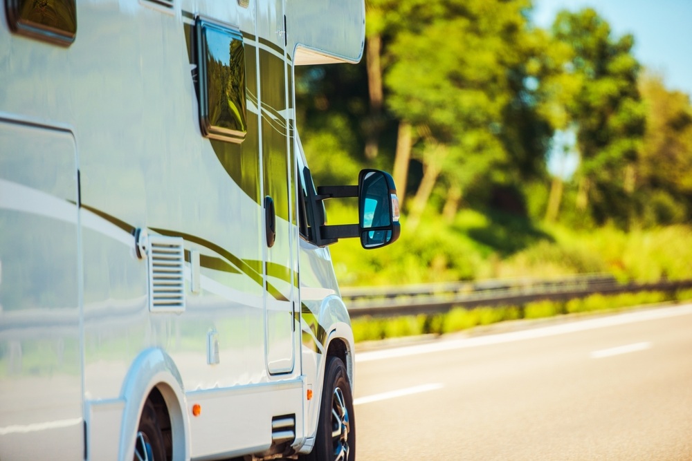 RV Accidents Can be Serious